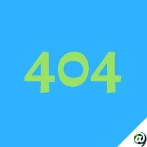 Wat is een 404 pagina?