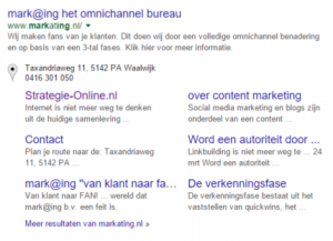 SEO Trends: markating snippet2