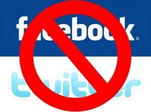 twitter-verbod