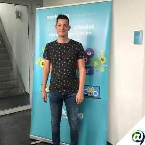 Maak kennis met Wouter van Zelst: Nieuwe medewerker bij Mark@ing.