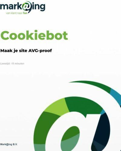 cookiebot handleiding