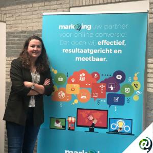 Maak kennis met Lizzy Verweijmeren: Nieuwe medewerker bij Mark@ing.