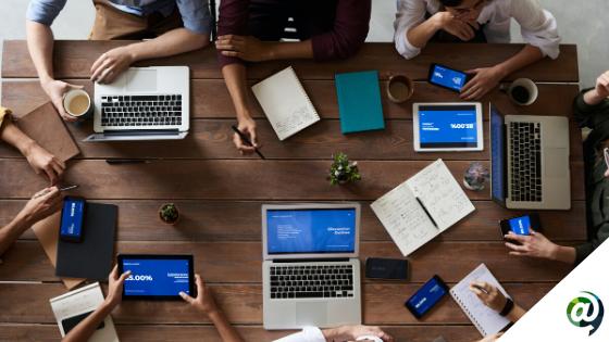 Online marketing detacheren