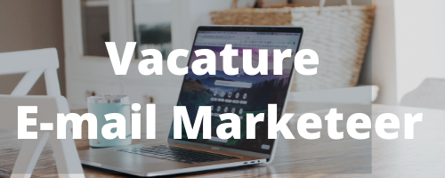 Vacature e-mail marketeer